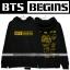 เสื้อฮู้ด BTS - BEGINS thumbnail 2
