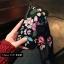 เคส Huawei P10 Plus ซิลิโคนสกรีนลายดอกไม้สวยงาม หรูหรา สวยงามมาก ราคาถูก (สายคล้องแบบสั้นหรือยาวแล้วแต่ร้านจีนแถมมา) thumbnail 1