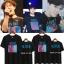 เสื้อยืด (T-Shirt) SLIVER แบบ BTS+WINNER thumbnail 1
