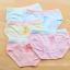 กางเกงในเด็ก คละสี แพ็ค 20 ตัว ไซส์ L อายุ 2-3 ปี thumbnail 1