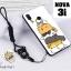เคส Huawei Nova 3i เคสซิลิโคนลายการ์ตูน น่ารักๆ หลายลาย พร้อมแหวนจับมือถือลายเดียวกับเคส thumbnail 5