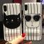 เคส iPhone X พลาสติก TPU สกรีนลายน่ารักมากๆ สามารถดึงกางออกมาตั้งได้ ราคาถูก thumbnail 1