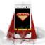สำหรับ SONY XPERIA C3[DUAL] ฟิล์มกระจกนิรภัยป้องกันหน้าจอ 9H Tempered Glass 2.5D (ขอบโค้งมน) HD Anti-fingerprint thumbnail 5
