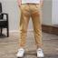 กางเกง สีกากี แพ็ค 5 ชุด ไซส์ 120-130-140-150-160 (เลือกไซส์ได้) thumbnail 3