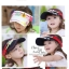 หมวกครึ่งใบลาย pink panther แพ็ค 3 ใบ [สี ขาว-ดำ] thumbnail 3
