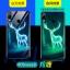 เคส Huawei Nova 3i ลายการ์ตูน ลายกราฟฟิก เรืองแสงได้ในที่มืด Grow in the dark (เรืองแสงสีเขียวตามภาพ ต้องได้รับแสงเพื่อสะสมก่อน) แนวสวยๆ แปลกๆ thumbnail 3