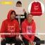 เสื้อฮู้ด (Hoodie) Loyal Royal แบบ BTS thumbnail 1