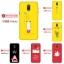 เคส Samsung J7+ (J7 Plus) ซิลิโคน TPU สีพื้นและแบบสกรีนลายน่ารักมาก ราคาถูก thumbnail 1