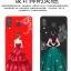 เคส Samsung A8 Star ซิลิโคนสกรีนลายผู้หญิงแสนสวย ราคาถูก (แหวนและสายคล้องแล้วแต่ร้านจีนแถมมาหรือไม่แถม) thumbnail 4