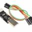 USB2.0 to TTL UART 6PIN Module Serial Converter CP2102 STC thumbnail 1