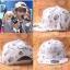 หมวกแฟชั่น EXO BAEKHYUN. สีขาว thumbnail 1