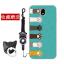 เคส Samsung J7 Pro ซิลิโคน soft case สกรีนลายการ์ตูนพร้อมแหวนและสายคล้อง (รูปแบบแล้วแต่ร้านจีนแถมมา) น่ารักมาก ราคาถูก thumbnail 7
