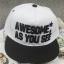 หมวก Awesome As You See thumbnail 5