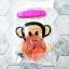 ซองกันน้ำล็อคอย่างดีลายการ์ตูนขนาดใหญ่มีสายคล้องคอ thumbnail 29
