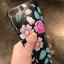 เคส Huawei P10 Plus ซิลิโคนสกรีนลายดอกไม้สวยงาม หรูหรา สวยงามมาก ราคาถูก (สายคล้องแบบสั้นหรือยาวแล้วแต่ร้านจีนแถมมา) thumbnail 3