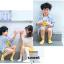 ถุงเท้าสั้น คละสี แพ็ค 10คู่ ไซส์ S (อายุประมาณ 1-3 ปี) thumbnail 4