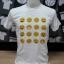 ลูกค้านำเสื้อยืดสีขาวมาให้พิมพ์ งานพิมพ์เสื้อ คุณภาพดี ด้วยระบบ DTG ร้านสกรีนเสื้อสวยต้อง MooMooTshirts thumbnail 1