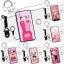 เคส VIVO V3 ซิลิโคน soft case สกรีนลายการ์ตูนน่ารักๆ พร้อมสายคล้องและแหวน ราคาถูก thumbnail 1