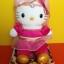 [ติดจอง] ตุ๊กตาเฮลโหลคิตตี้ชุดปริ้นเซ็สอลาดิน Rare! Hello Kitty Princess Aladdin from Japan thumbnail 1