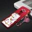 เคส Samsung A8 พลาสติกสกรีนลายการ์ตูนแมวกวักนำโชค Lucky Neko พร้อมที่ตั้งและที่เก็บสายในตัวคุ้มค่ามากๆ ราคาถูก thumbnail 7