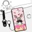 เคส Samsung A9 Pro ซิลิโคน soft case สกรีนลายการ์ตูนน่ารักๆ พร้อมสายคล้องและแหวน ราคาถูก thumbnail 6