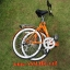 จักรยานแม่บ้านพับได้ K-ROCK ล้อ 24 นิ้ว เฟรมเหล็ก,TGH2406A thumbnail 20