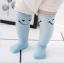 ถุงเท้ายาว สีฟ้า แพ็ค 10 คู่ ไซส์ S (อายุประมาณ 0-6 เดือน) thumbnail 1