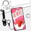 เคส Samsung A9 Pro ซิลิโคน soft case สกรีนลายการ์ตูนน่ารักๆ พร้อมสายคล้องและแหวน ราคาถูก thumbnail 12