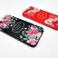 เคสไอโฟน 5/5se/5s tpu ลายดอกไม้ขอบเพชร Shengo thumbnail 2