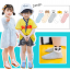 ถุงเท้าสั้น คละสี แพ็ค 10คู่ ไซส์ S (อายุประมาณ 1-3 ปี) thumbnail 1