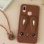 เคส VIVO V9 ซิลิโคนกระต่ายน้อยแสนน่ารัก ราคาถูก (สายคล้องแล้วแต่ร้านจีนแถมมาหรือไม่) thumbnail 1