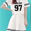 ชุดเซตเสื้อ+กระโปรง BTS (ชื่อเมมเบอร์) thumbnail 10