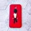 เคส ซัมซุง J7Pro หนังนิ่มเจ้าหญิงลายนูน thumbnail 6