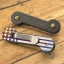 Key Bar Treated Starbar Titanium/Carbon Fiber