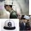 หมวกแฟชั่น EXO SEHUN Vintage G สีขาว thumbnail 1