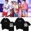 เสื้อยืด (T-Shirt) NCT DREAM - We Young (ชื่อเมมเบอร์) thumbnail 1
