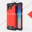 เคส Samsung A8 Star เคสกันกระแทกแยกประกอบ 2 ชิ้น ด้านในเป็นซิลิโคนสีดำ ด้านนอกพลาสติกเคลือบเงาโลหะเมทัลลิค ราคาถูก thumbnail 3
