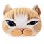 (พร้อมส่ง) หมอนหน้าน้องแมว 3 มิติ (50*40 cm.) thumbnail 4
