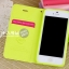 เคสฝาพับ iPhone 5/5s DER Ailun Leather Case thumbnail 3