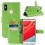 เคส Xiaomi Redmi S2 แบบฝาพับหนังเทียม ด้านในใส่บัตรได้ พับตั้งได้ ราคาถูก thumbnail 8