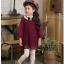 เสื้อ สีแดง แพ็ค 5ชุด ไซส์ 100-110-120-130-140 thumbnail 4