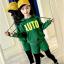 เสื้อ+กางเกง สีเขียว แพ็ค 5 ชุด ไซส์ 120-130-140-150-160 (เลือกไซส์ได้) thumbnail 1