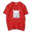 เสื้อยืด (T-Shirt) ลายหมาป่า แบบ Daniel WANNA ONE thumbnail 8