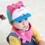 หมวกน้องหมีสีชมพู แพ็ค 3 ชิ้น thumbnail 2