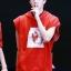 [พร้อมส่ง] เสื้อฮู้ดแขนกุดกว้าง EXO WOLF 88 (สีแดง) thumbnail 4