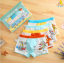 กางเกงในเด็ก คละสี (1 ถุง มี 3 ตัว แพ็ค 8 รวม 24ตัว) ไซส์ L อายุ 4-5 ปี thumbnail 2