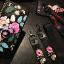 เคส Huawei P10 Plus ซิลิโคนสกรีนลายดอกไม้สวยงาม หรูหรา สวยงามมาก ราคาถูก (สายคล้องแบบสั้นหรือยาวแล้วแต่ร้านจีนแถมมา) thumbnail 4