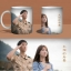 แก้วน้ำ Descendants of the Sun Song Joong Ki thumbnail 1