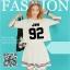 ชุดเซตเสื้อ+กระโปรง BTS (ชื่อเมมเบอร์) thumbnail 3