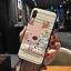 เคส iPhone X พลาสติก TPU สกรีนลายน่ารักมากๆ สามารถดึงกางออกมาตั้งได้ ราคาถูก thumbnail 17
